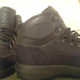 Ботинки - 42 43 Timberland настоящие карбон ботинки новые, и Вышлем, 0