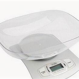 Кухонные весы - Весы электронные настольные delta ксе- с чашей, 0
