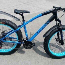 Велосипеды -  Велосипед фэтбайк новый, 0