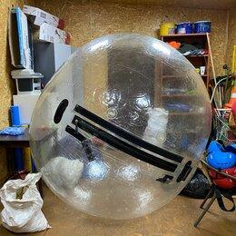 Прочие аксессуары - Зорб шар 300мм прозрачный, 0