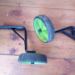 Обода и велосипедные колёса в сборе - Боковые колеса детского велосипеда, 0