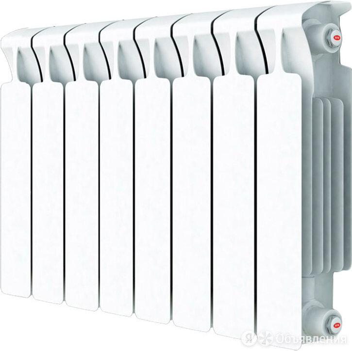 Радиатор биметаллический Rifar Monolit Ventil 500 8 секций правое подключение по цене 12670₽ - Радиаторы, фото 0