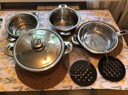 Наборы посуды для готовки - Набор посуды из нержавеющей стали Royal (Germany), 0