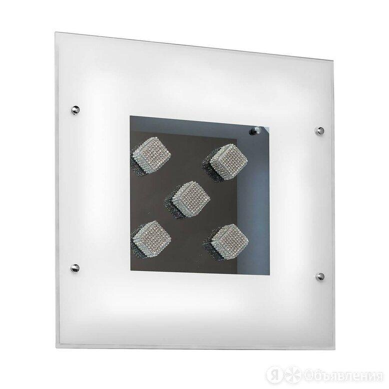 Настенный светодиодный светильник Silver Light Style Next 805.40.7 по цене 1955₽ - Настенно-потолочные светильники, фото 0