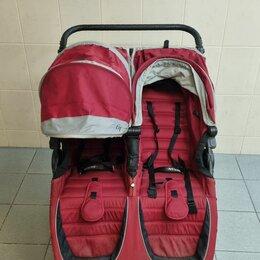 Коляски - Беби джоггер сити мини детская коляска для двойни, 0