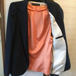 Пиджаки - Пиджак и блузка, 0