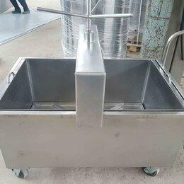Прочее оборудование - Пресс-тележка для производства творога и сыра, 0