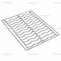 Решетки - Smeg Набор решеток для багета Smeg 3735 (435х320) 4 шт., 0