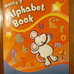 Литература на иностранных языках - Kid's box 1 monty's alphabet book, 0