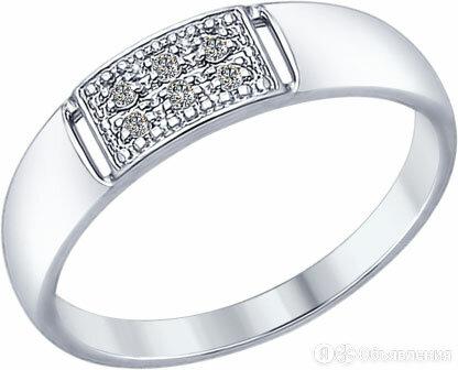 Кольцо SOKOLOV 94012314_s_16-5 по цене 630₽ - Кольца и перстни, фото 0