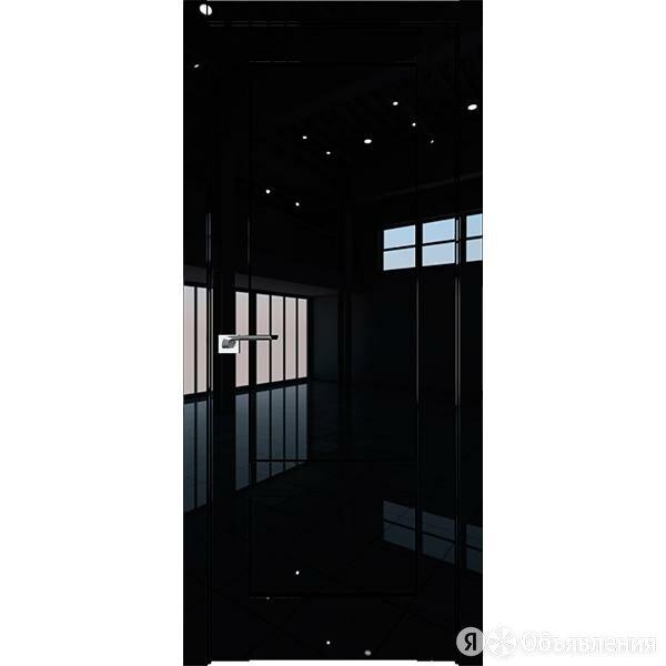 Межкомнатная дверь Profil Doors 105L Черный люкс - глухая по цене 17261₽ - Межкомнатные двери, фото 0