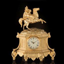 """Часы настольные и каминные - Olimpus Brass Часы настольные """"Благородство"""", 0"""