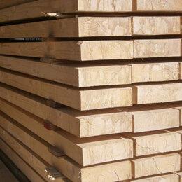 Пиломатериалы - Доска обрезная 1-2-сорт 25х100х6000 с обзолом, 0