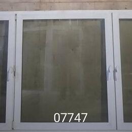 Готовые конструкции - Пластиковое окно (б/у) 1430(в) х2360(ш), 0
