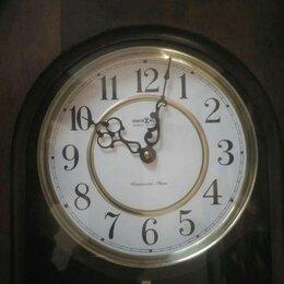 Часы настенные - Американские настенные кварцевые часы Howard Miller, 0