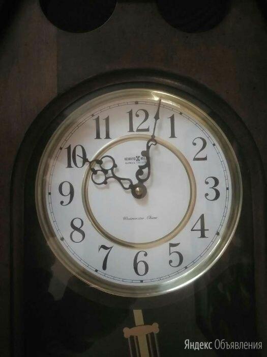 Американские настенные кварцевые часы Howard Miller по цене 10000₽ - Часы настенные, фото 0