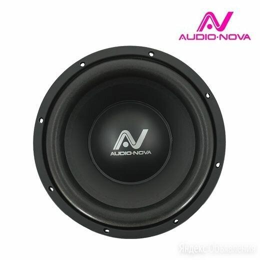 Сабвуфер Audio Nova SW-302 по цене 3790₽ - Акустические системы, фото 0