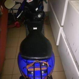 Мото- и электротранспорт - Продам скутер 🛵suzuki address v 50 , 0