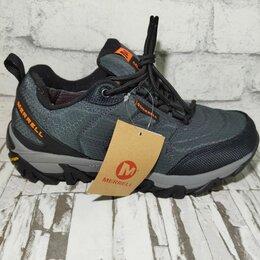 Ботинки - Кроссовки треккинговые мужские merrell, 0