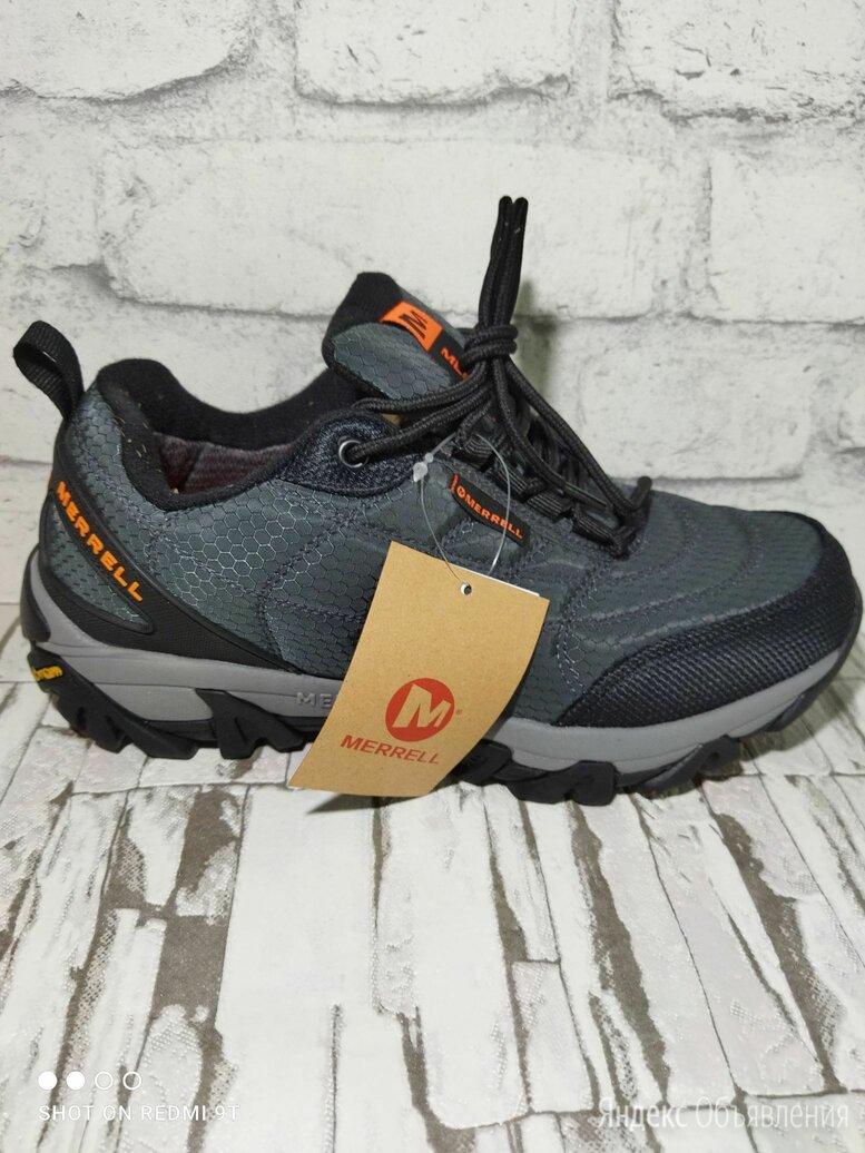 Кроссовки треккинговые мужские merrell по цене 2600₽ - Ботинки, фото 0