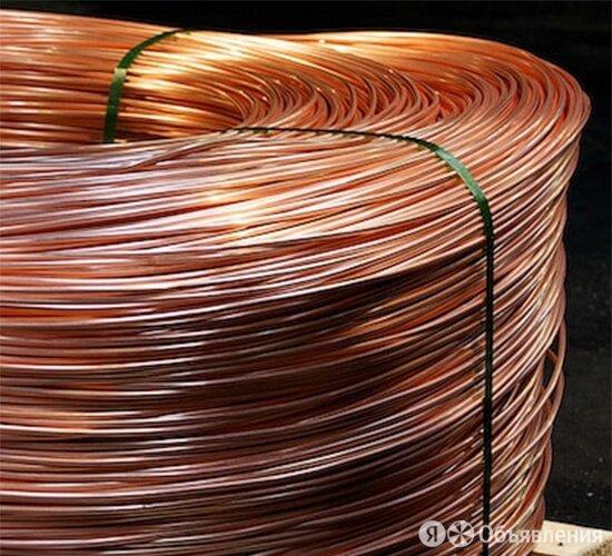Труба медная капиллярная ДКРНТ 1,4х0,9 М3 ГОСТ 2624-2016 по цене 115862₽ - Металлопрокат, фото 0