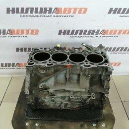 Двигатель и топливная система  - Блок двигателя Мазда 6 GG 3 БК БЛ 5CR 6 GH, 0