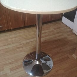 Мебель для учреждений - Стол барный 80*110см, y80 сгр064/1, 0