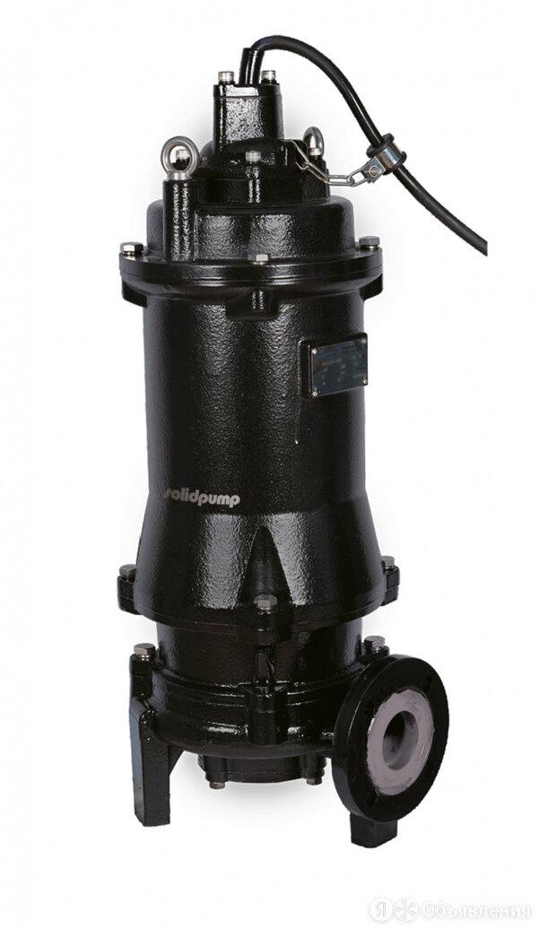 Канализационный насос Solidpump 40GS21.5 по цене 69100₽ - Готовые строения, фото 0