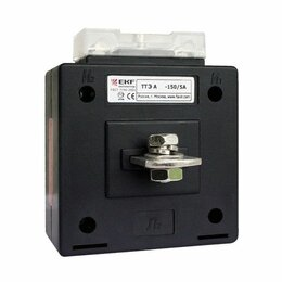 Блоки питания - Трансформатор тока ТТЭ-А-300/5А ЭКФ, 0
