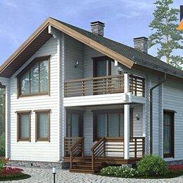 Готовые строения - Дом из профилированного бруса пб-542 135 м², 0