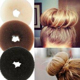 Аксессуары для волос - Бублик для волос, чтобы делать красивый пучок, 0