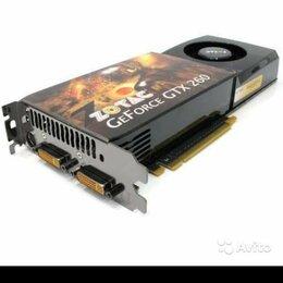 Видеокарты - Видеокарта zotac geforce 9800 gtx, 0