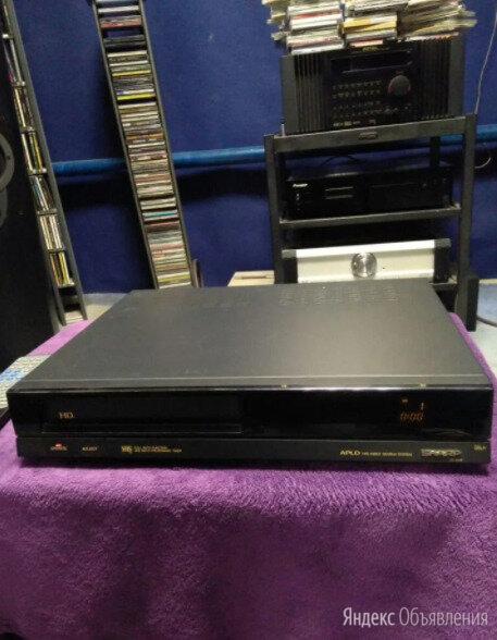 Видеомагнитофон Sharp VC-A116 Made in Japan по цене 6900₽ - Видеомагнитофоны, фото 0