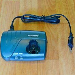Аккумуляторы и зарядные устройства - Зарядное устройство Metabo LC 40, 10,8-12V, 0