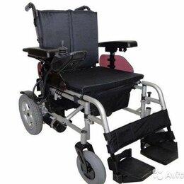 Устройства, приборы и аксессуары для здоровья - Инвалидная кресло-коляска с электроприводом KY122L, 0