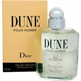 Парфюмерия - christian dior dune pour homme, 0
