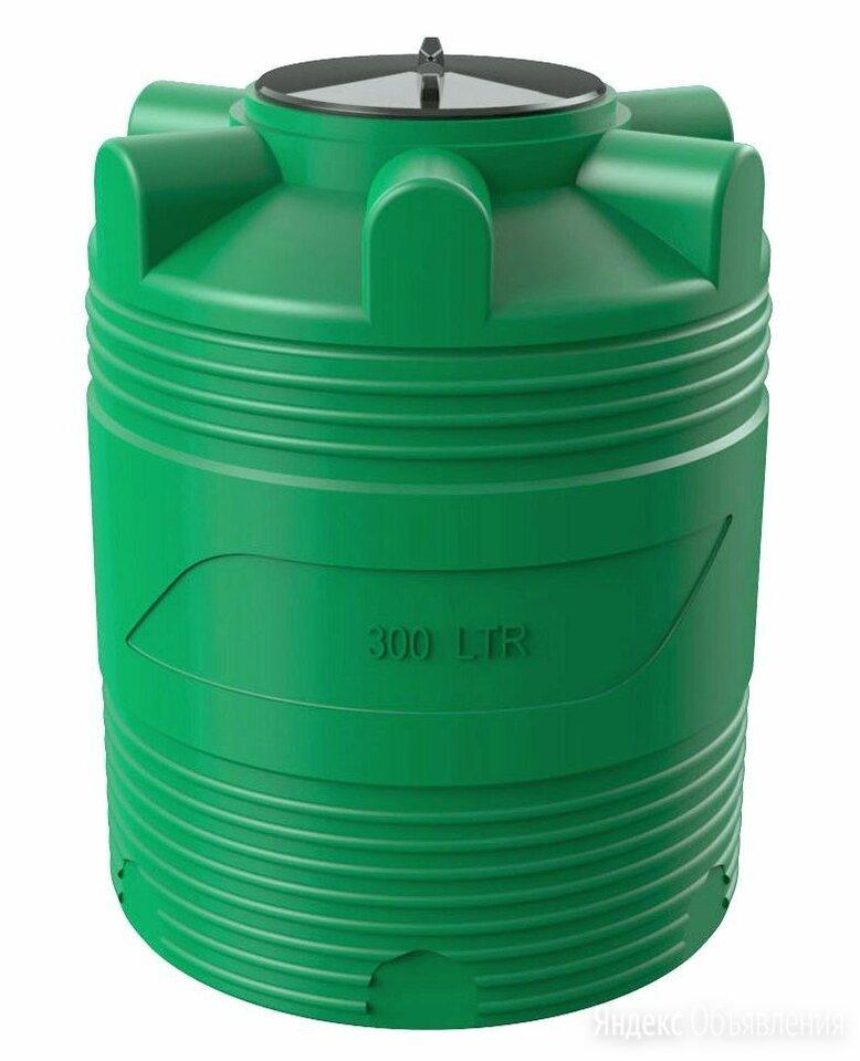 Баки и емкости для воды 300л по цене 4540₽ - Баки, фото 0