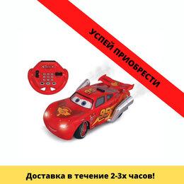 Радиоуправляемые игрушки - Молния Маквин Машинка Молния Маккуин на радиоуправ, 0