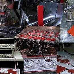 Производственно-техническое оборудование - Плоские силиконовые нагреватели, гибкие греющие пластины., 0