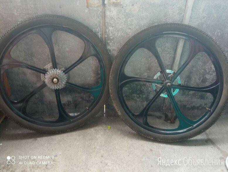 Колеса по цене 3000₽ - Обода и велосипедные колёса в сборе, фото 0