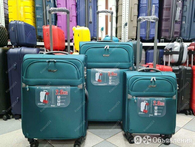 Чемодан на колесах по цене 7990₽ - Дорожные и спортивные сумки, фото 0