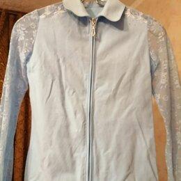 Рубашки и блузы -  Школьная блузка для девочки , 0