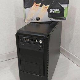 Настольные компьютеры - Игровой компьютер i7+SSD+GTX1050ti(гарантия) +WiFi, 0