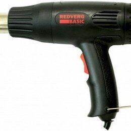 Строительные фены - Фен строительный RedVerg Basic HG2000, 0