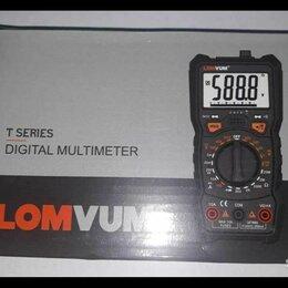 Измерительные инструменты и приборы - Мультиметр LomVum T18 D(новый.6000отч.), 0