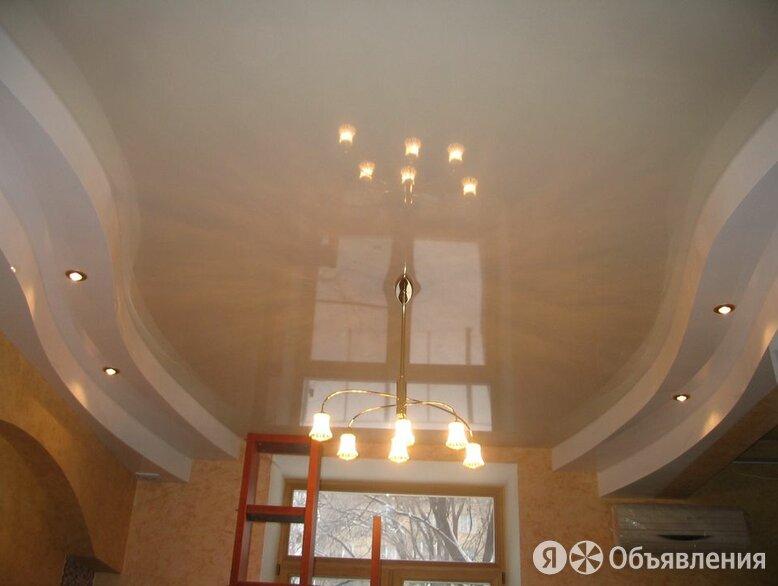 Натяжные потолки по цене 145₽ - Потолки и комплектующие, фото 0