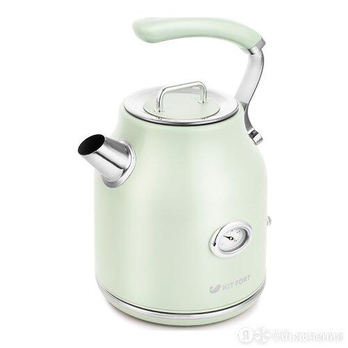Чайник Kitfort KT-663-4  по цене 2500₽ - Электрочайники и термопоты, фото 0
