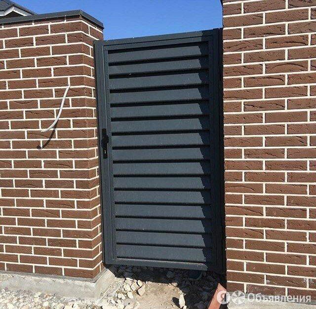 Забор жалюзи по цене 1130₽ - Металлопрокат, фото 0