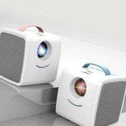Проекторы - Детский мини проектор куб q2 kids story projector, 0
