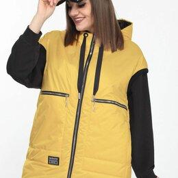 Жилеты - Жилет 048 LADY SECRET желтый Модель: 048, 0